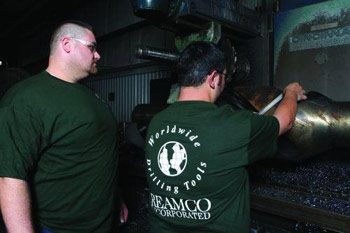 Reamco inspection